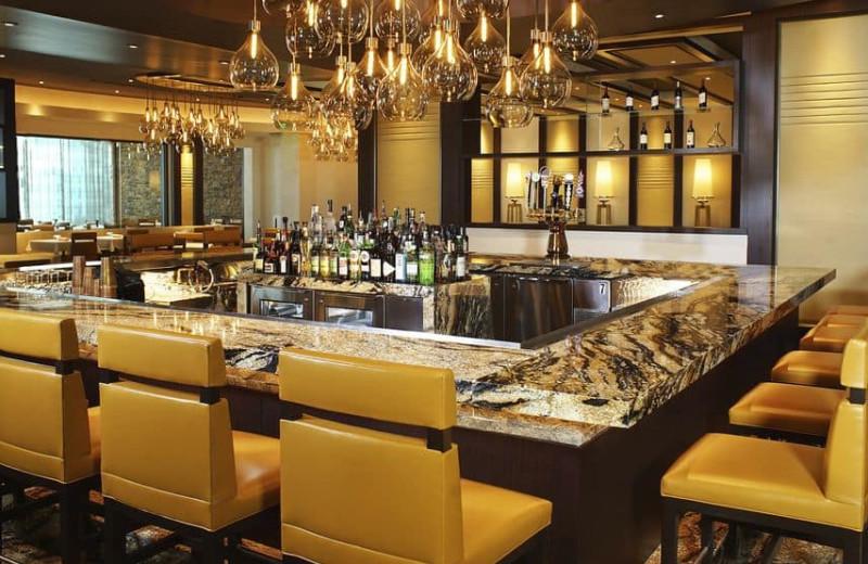 Dining at Del Lago Resort & Casino.