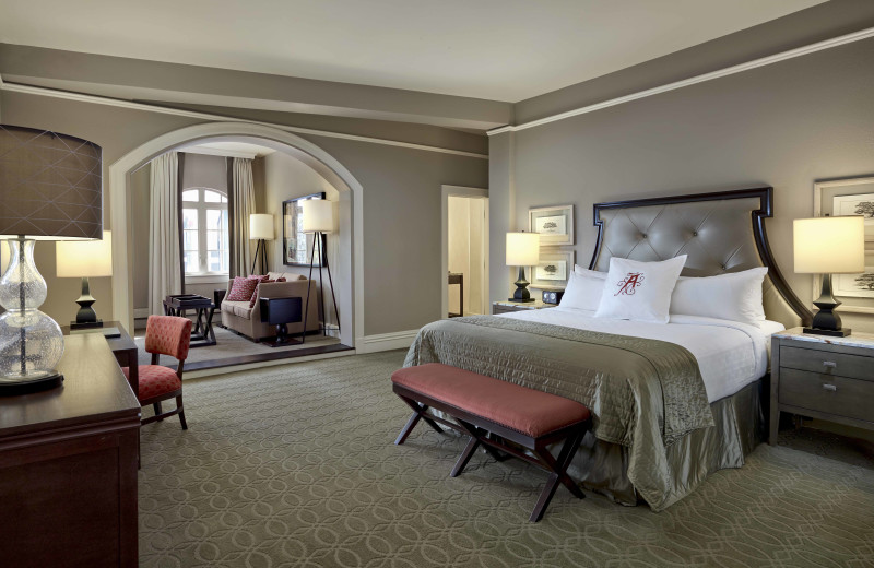 Guest room at The Algonquin Resort St. Andrews by-the-Sea, Autograph Collection.