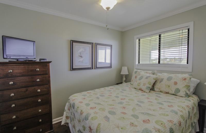 Bedroom at Sea Cabin 302 A.