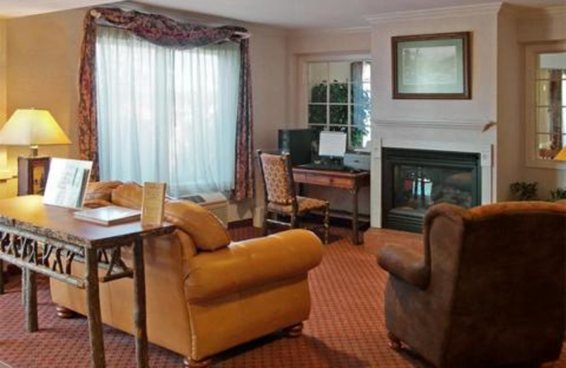 Suite Interior at ClubHouse Inn