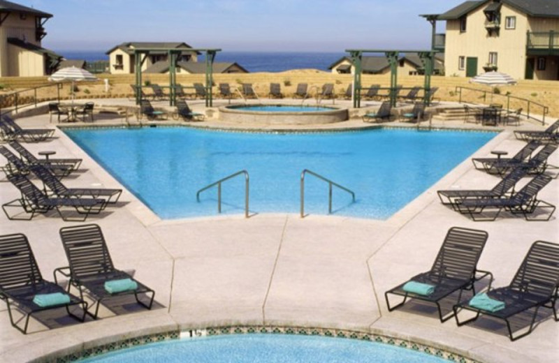 Outdoor Pool at The Sanctuary Beach Resort