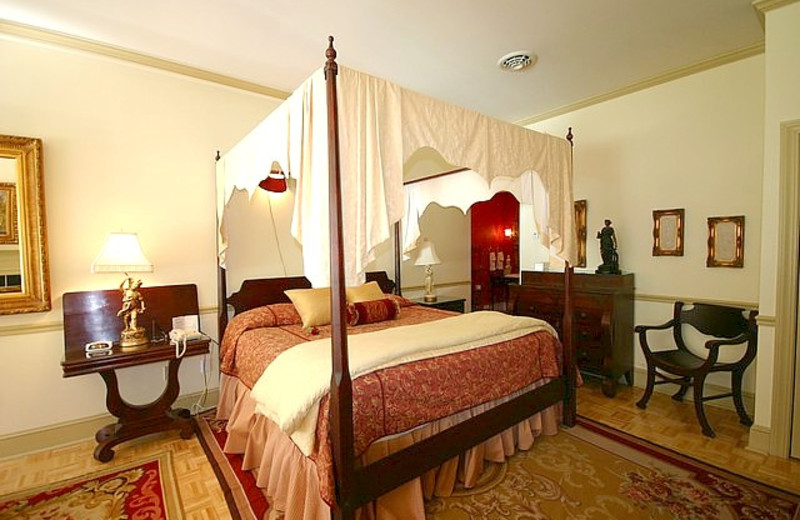 Guest Room at Barnside Luxury Inn