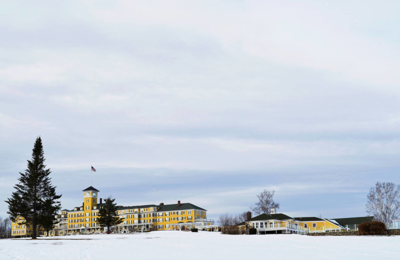 Exterior view of Mountain View Grand Resort & Spa.