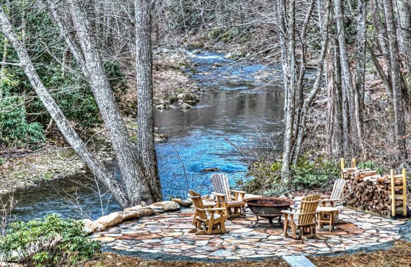 River view at The Lodge at River Run.