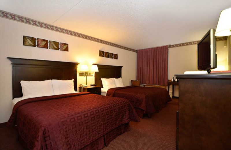 Guest Room at Comfort Inn at Thousand Hills