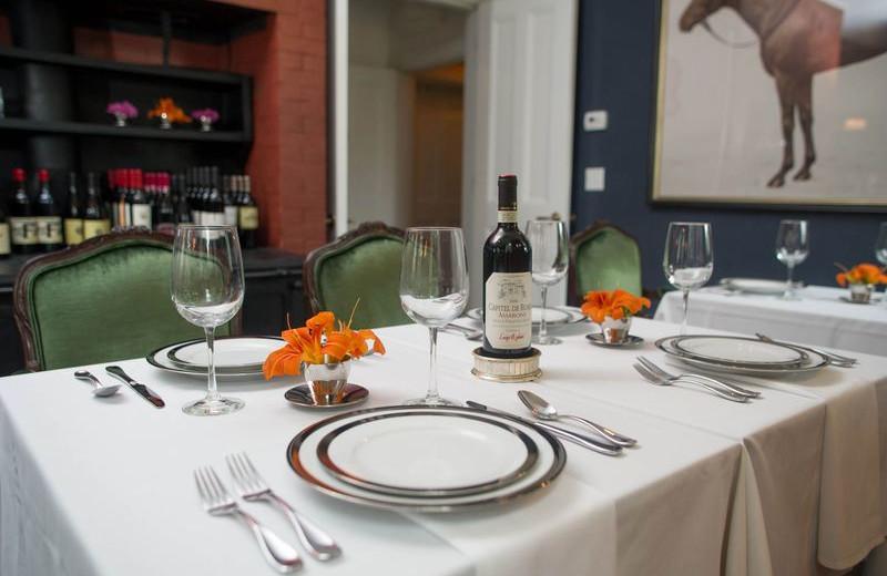Fine Dining at Kemble Inn