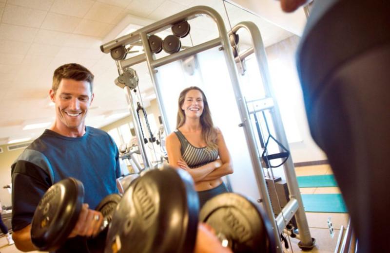 Fitness Center at Carmel Valley Ranch