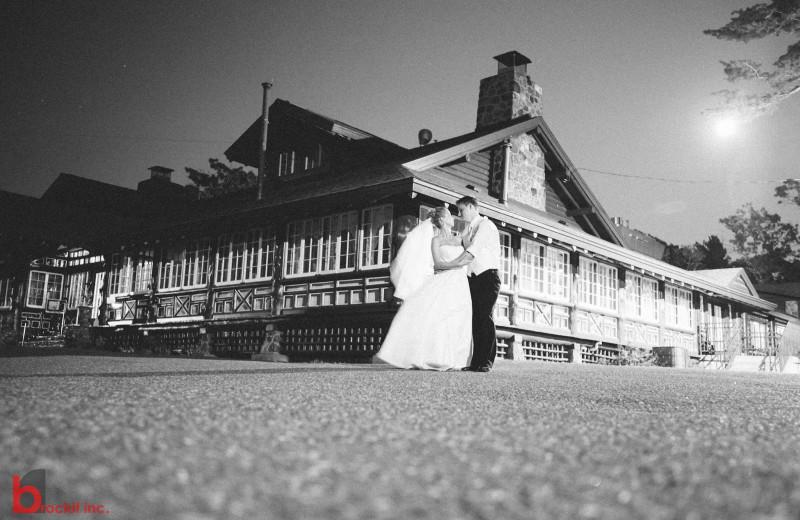 Weddings at Keweenaw Mountain Lodge.