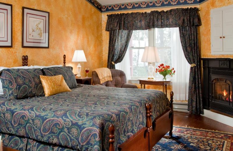 Sunrise room at The Rookwood Inn.