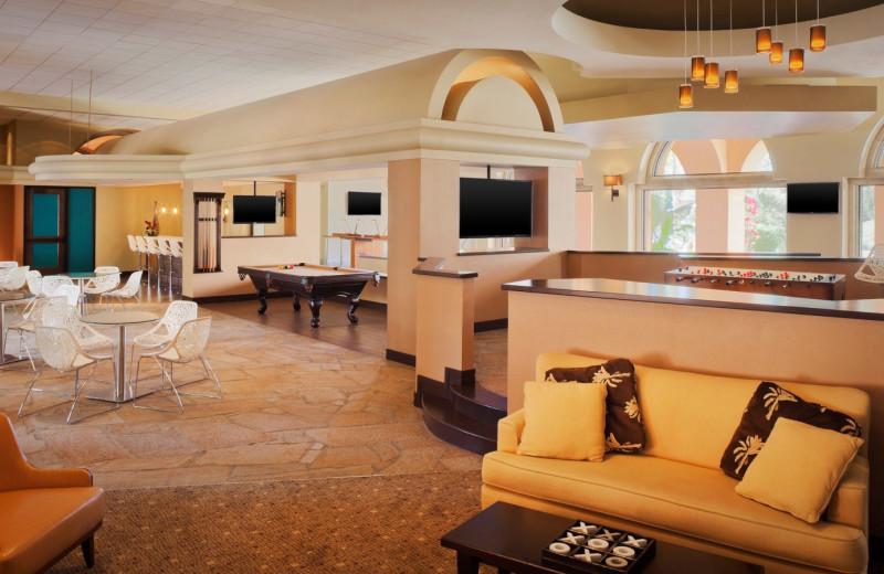 Oasis Den at The Westin Mission Hills Resort & Spa.