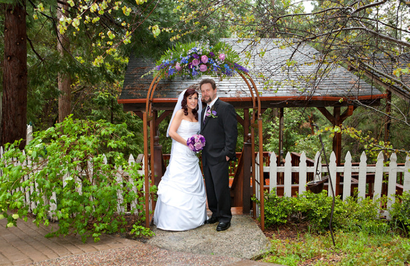 Weddings at McCaffrey House Bed and Breakfast.