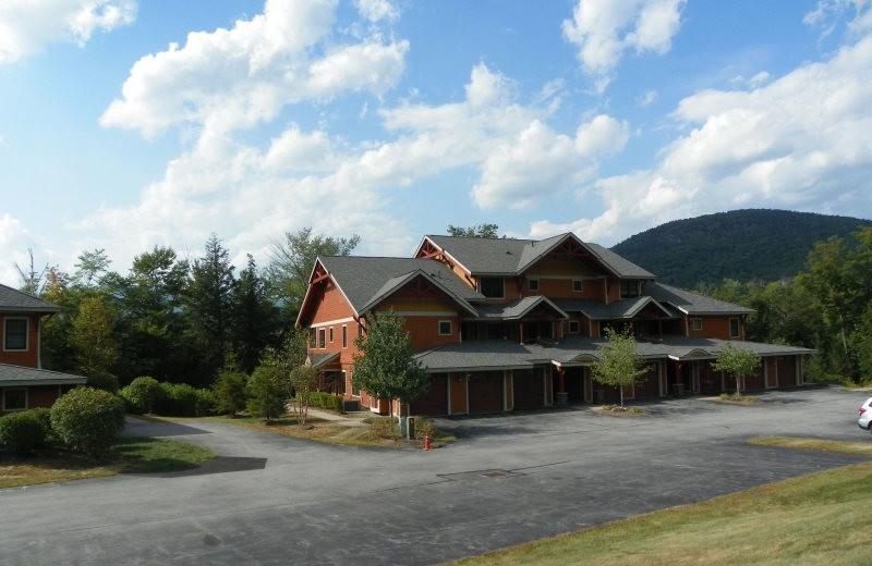 Rental exterior at All Mountain Rentals.
