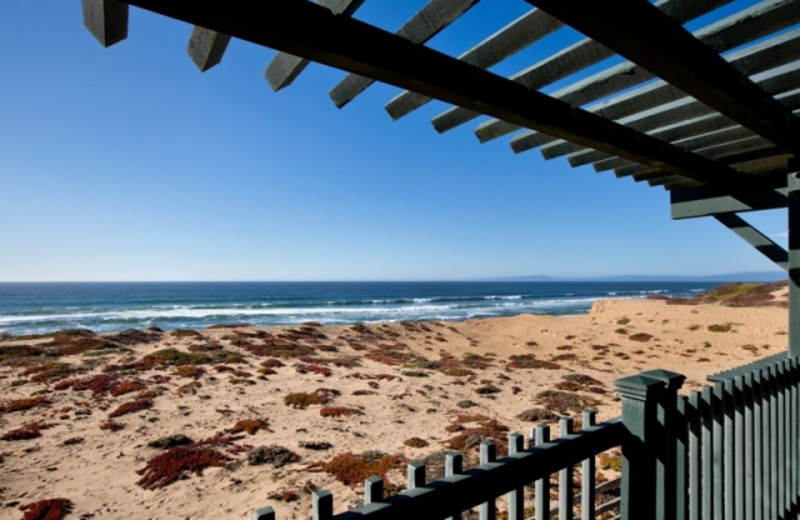 View of the Ocean from The Sanctuary Beach Resort
