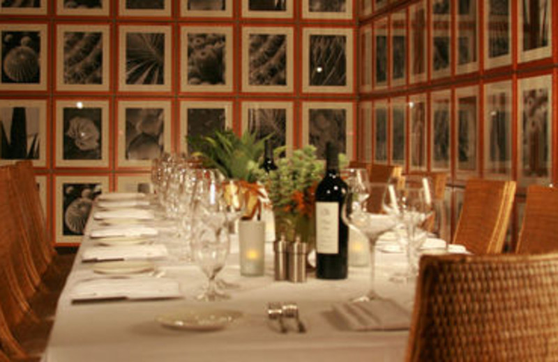 BluEmber Wine Room at Rancho Las Palmas Resort