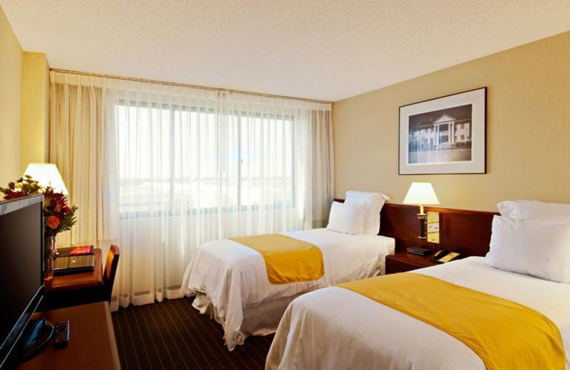 Guest Room at NCED Conference Center and Hotel