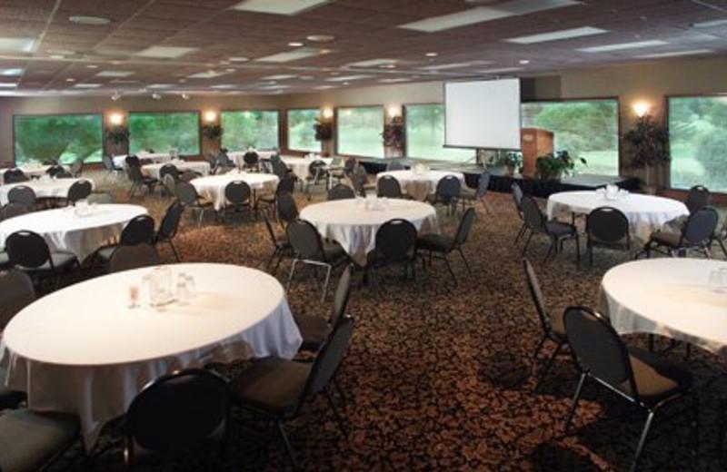 Conference center at Arrowwood Resort & Conference Center.