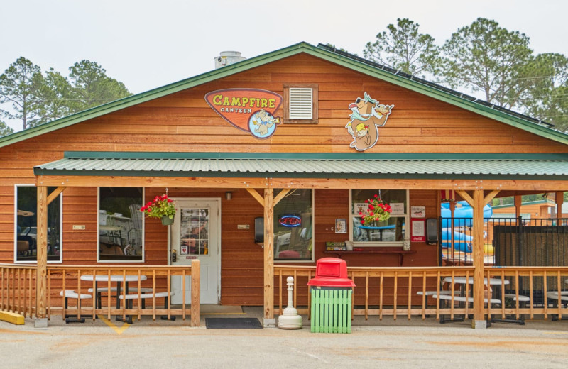 Exterior view of Lone Star Jellystone.