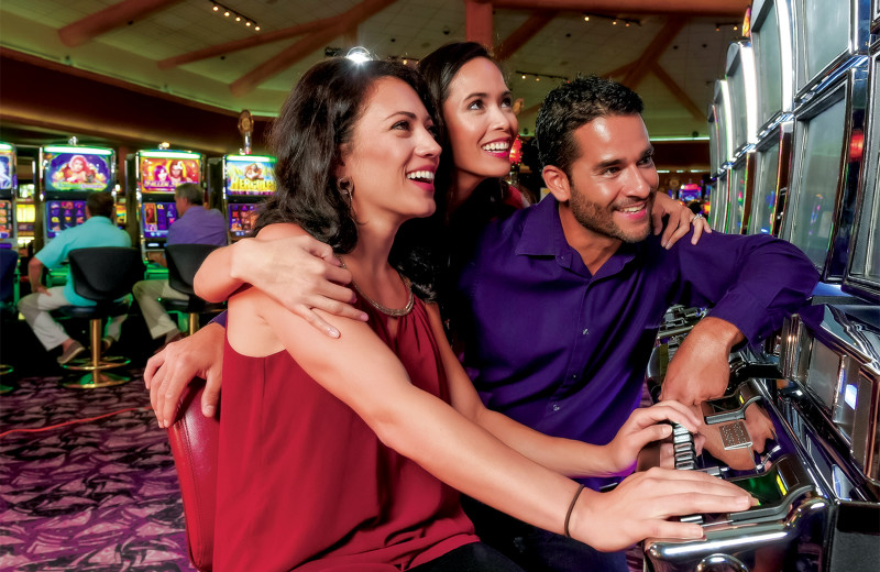 Casino at Cocopah Resort & Conference.