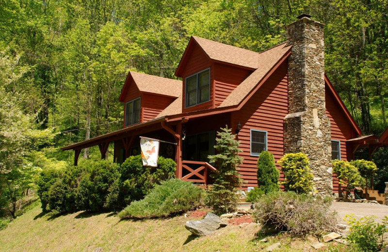 Cabin at Maggie Valley Vacation Rentals