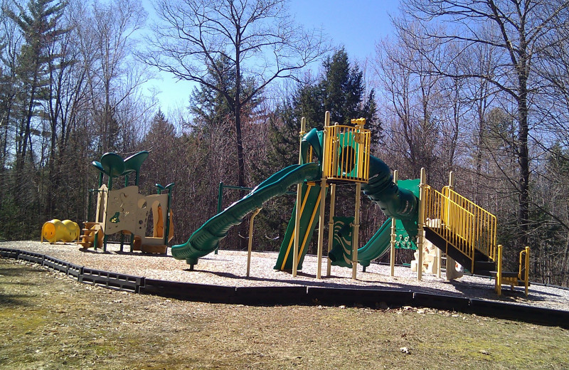 Playground at The Seasons Resort.