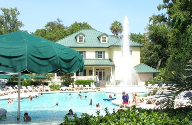 Water Park View at Waterside Resort