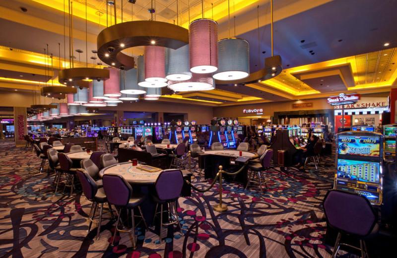 Casino at Grand Biloxi Casino, Hotel and Spa.