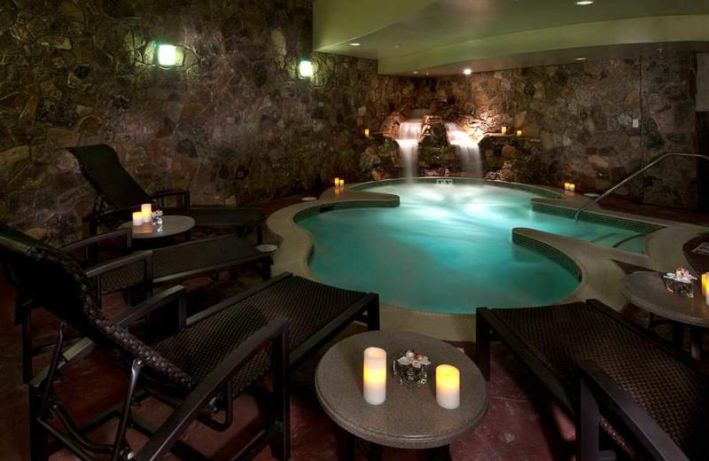 Pool at Grand Lodge on Peak 7.