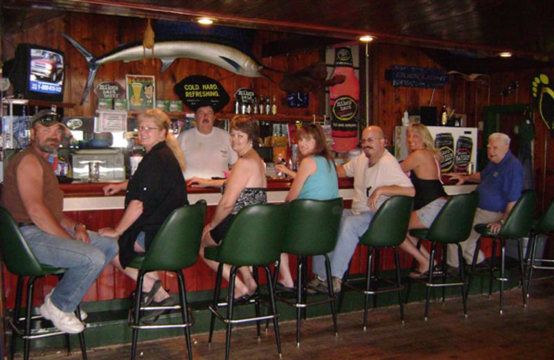 Pub at Somerset Condos & Pub.