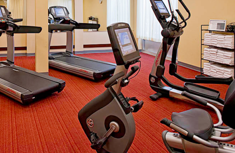 Fitness Center at Hyatt Place Mohegan Sun