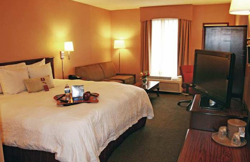 Guest room at Baymont Inn & Suites Southfield.