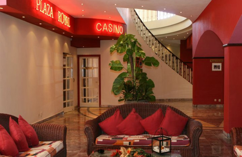 Casino at Plaza Hotel Curacao