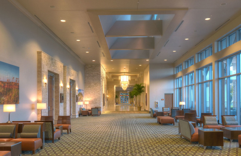 Convention center at Westin Jekyll Island