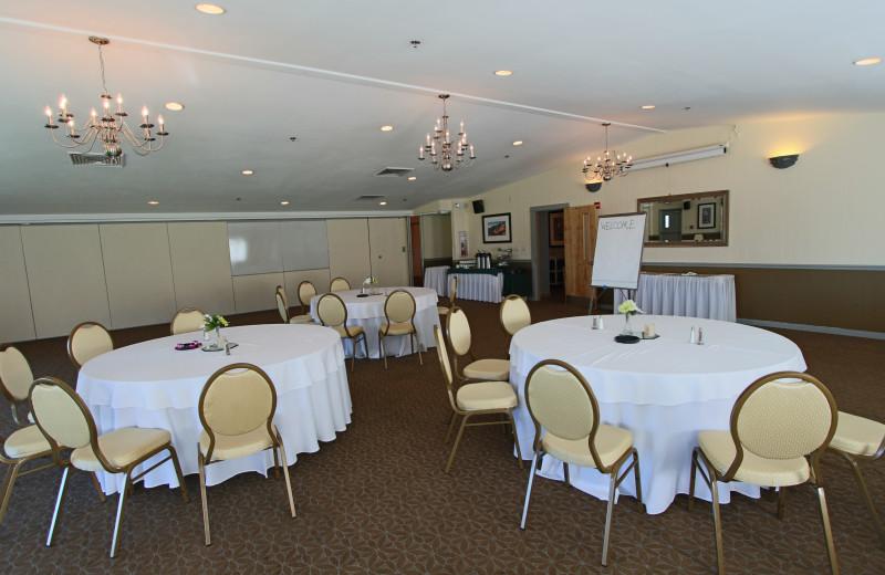 Conference room at Atlantic Oceanside Hotel & Conference Center.