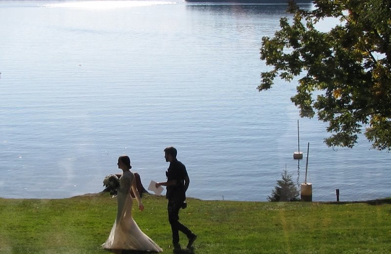 Wedding at Lumina Resort.