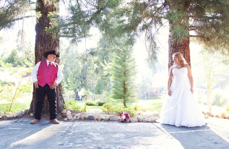 Wedding at Long Barn Lodge.