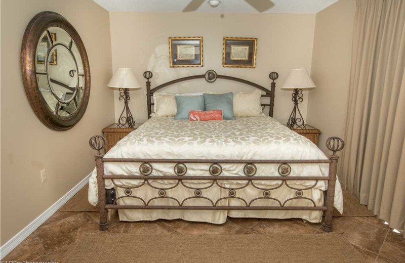 Bedroom at Holiday Isle Properties - South Bay by the Gulf 124.