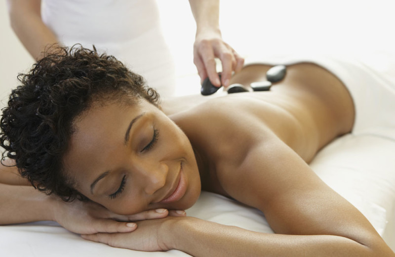 Spa treatments at The Shawnee Inn and Golf Resort.