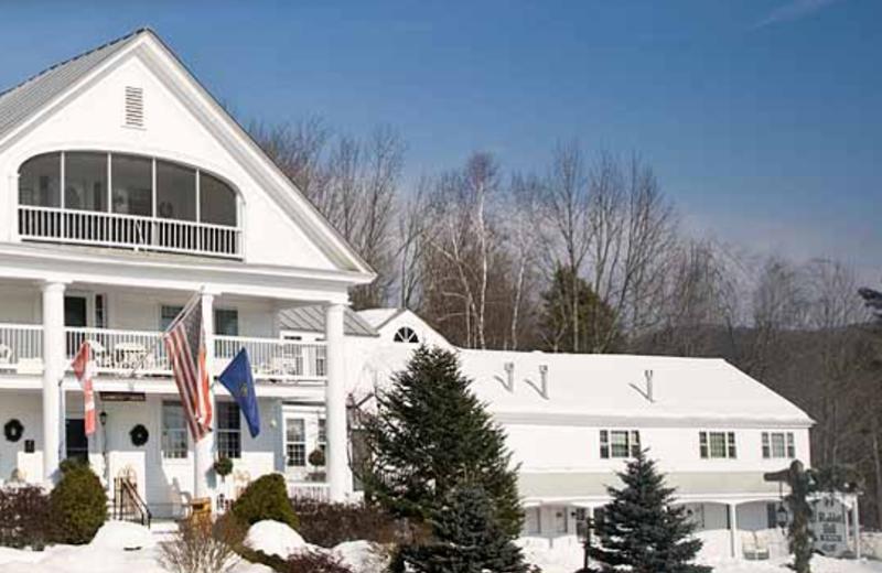 Resort view at Rabbit Hill Inn.