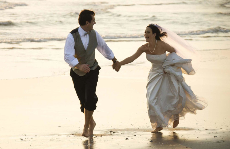 Weddings at Hallmark Resort & Spa Cannon Beach.