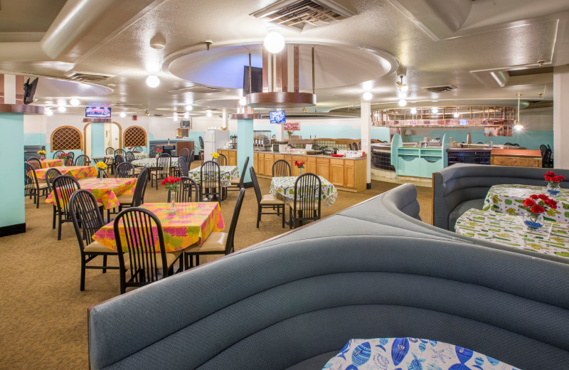 Dining at America's Best Value Inn - Benton Harbor