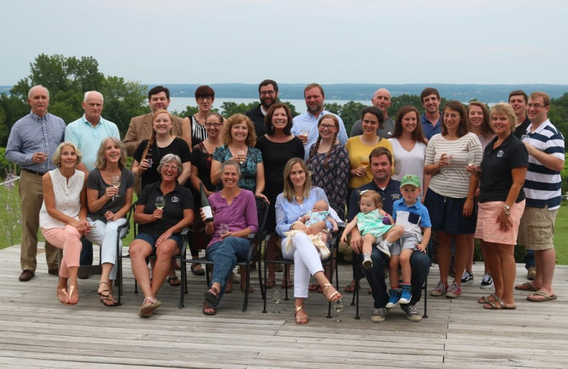 Reunions at Buttonwood Grove Winery