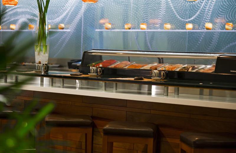 Buffet at Renaissance Esmeralda Resort.