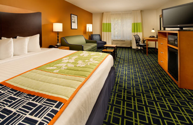 King Room at Fairfield Inn Manassas