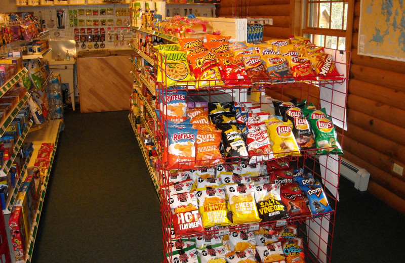 Store at Wilderness Bay Lodge and Resort.