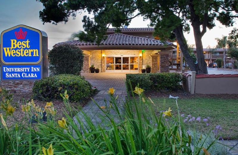 Best Western University Inn Santa Clara