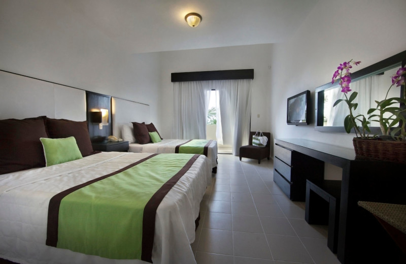 Guest room at Viva Dominicus Beach.