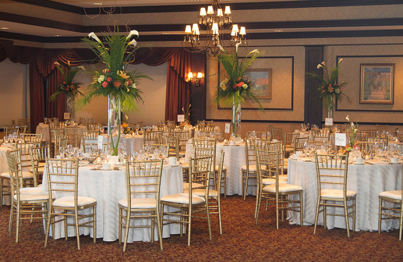 Grand Ballroom at Inns of Geneva National