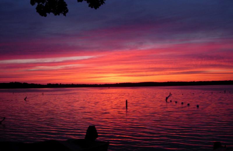 The Lake at Woodland Beach Resort