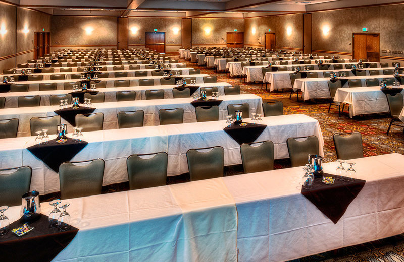 Conference at Beaver Run Resort & Conference Center.