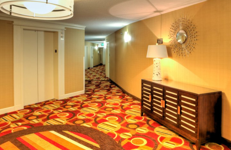 Corridors at Best Western Lake Buena Vista